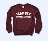 Slap Bet Commissioner Sweatshirt - HighCiti