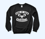 Sons Of Odin Valhalla Sweatshirt