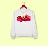 Tacos And Tequila Vintage Sweatshirt