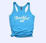 Thankful AF Tank - HighCiti