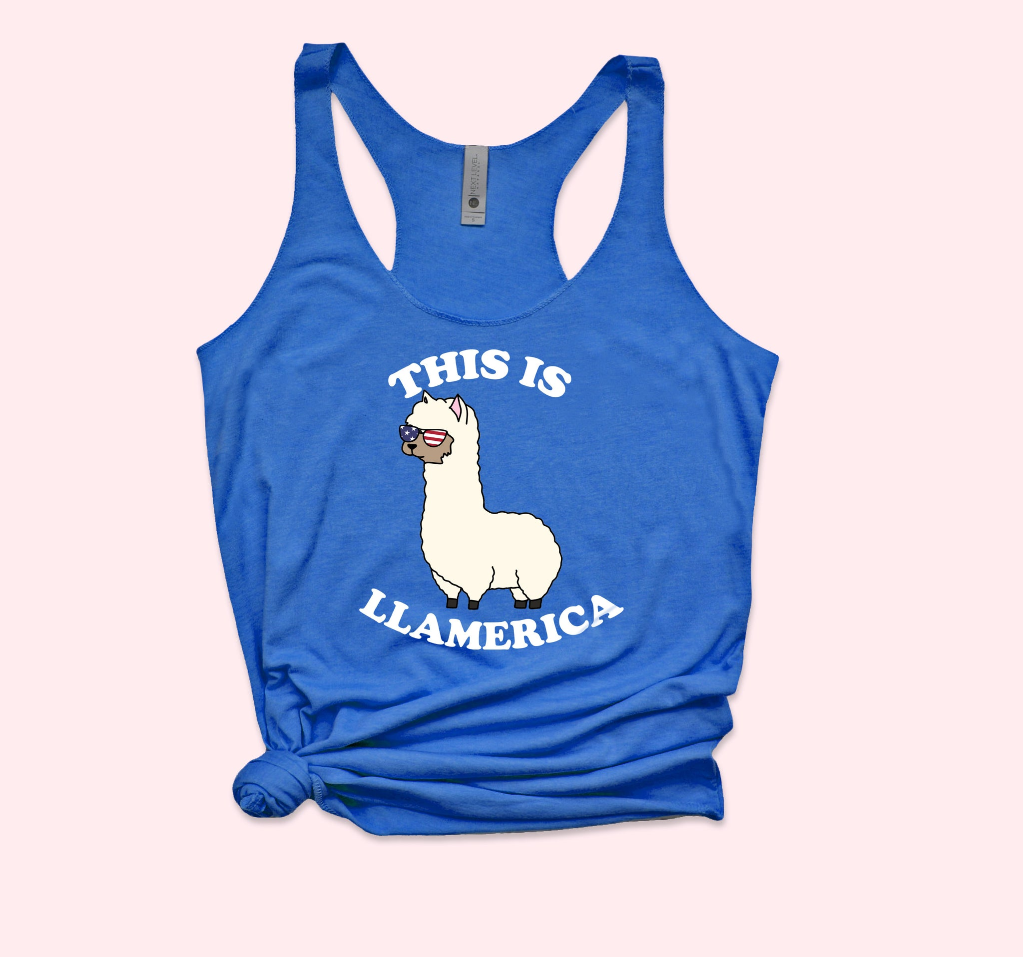 This Is llamerica Tank