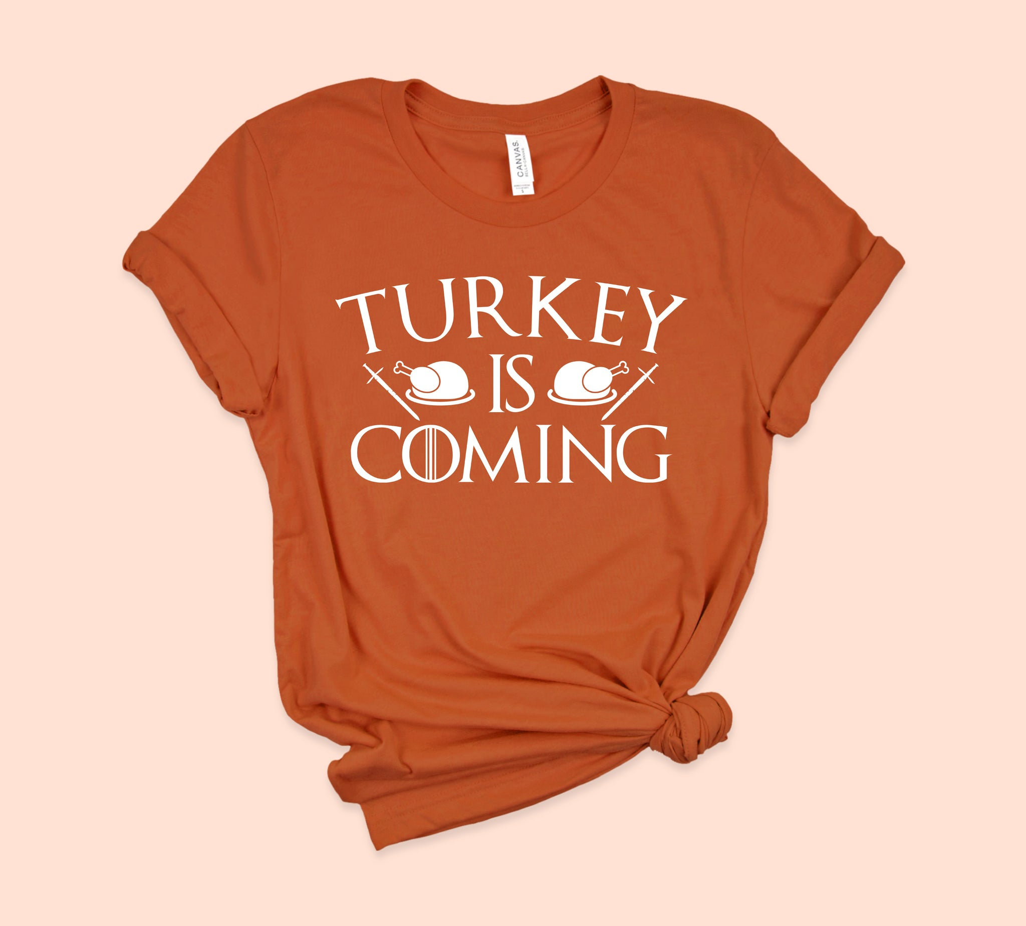 Turkey Is Coming Shirt
