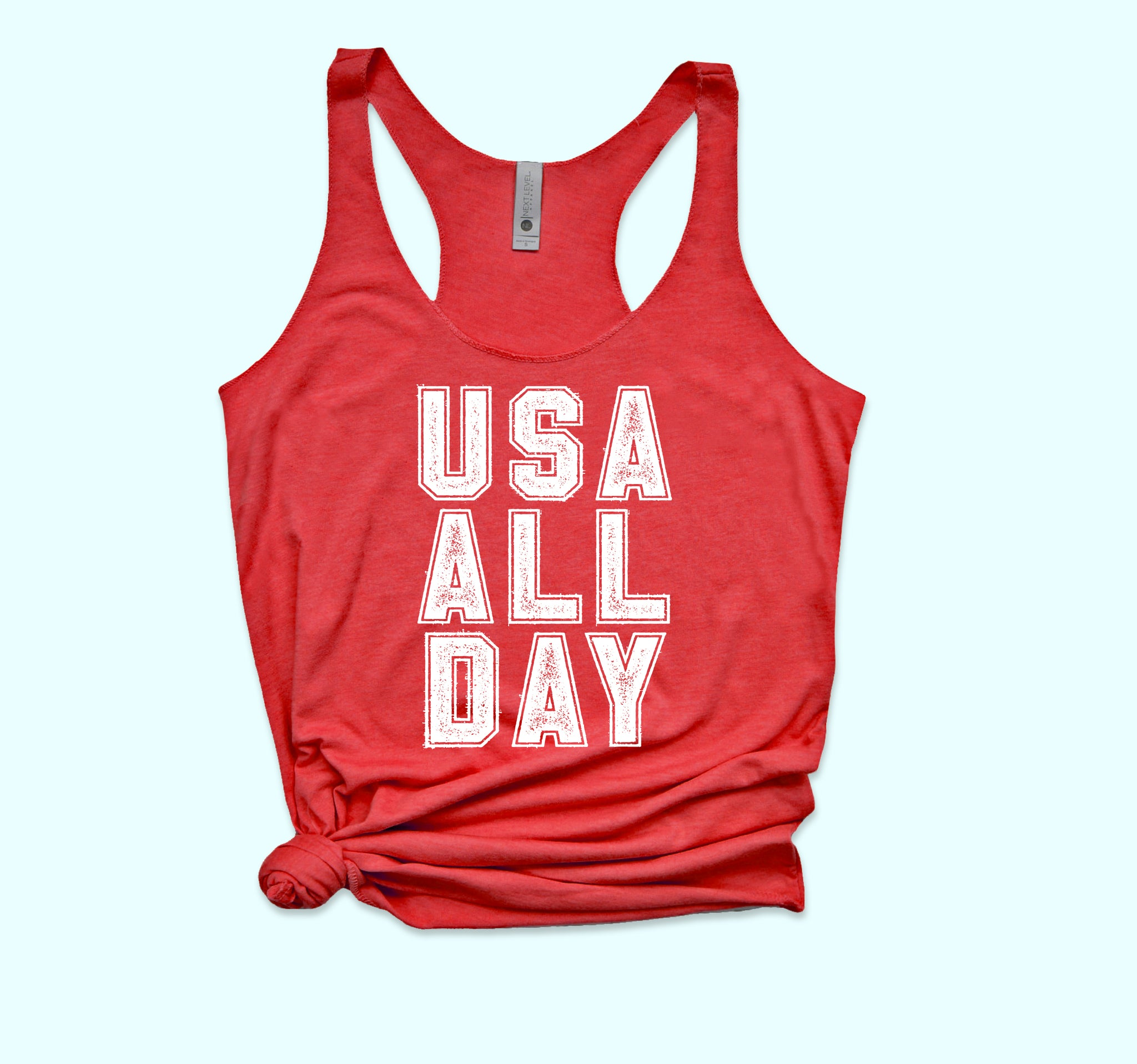 Usa All Day Tank