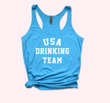 USA Drinking Team Tank - HighCiti