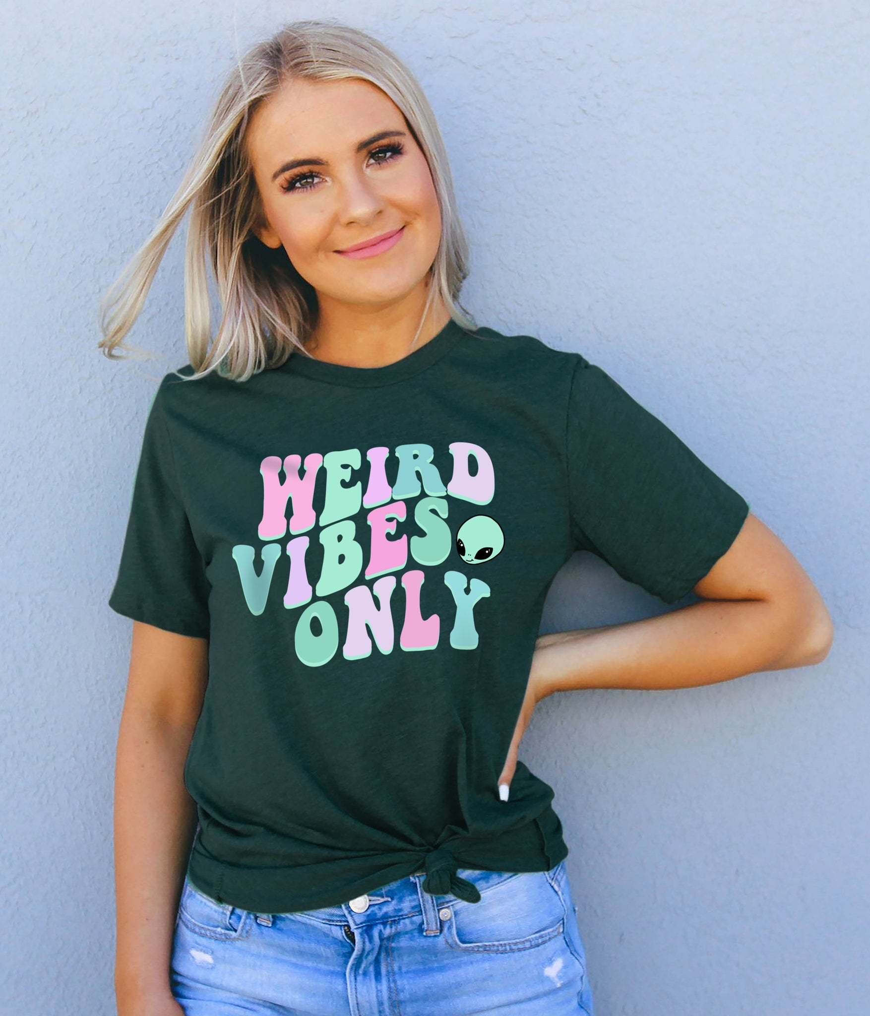 Weird Vibes Only Shirt