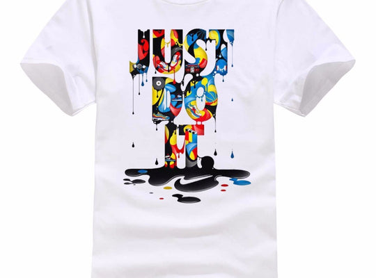 Just Do It T- shirt for Men