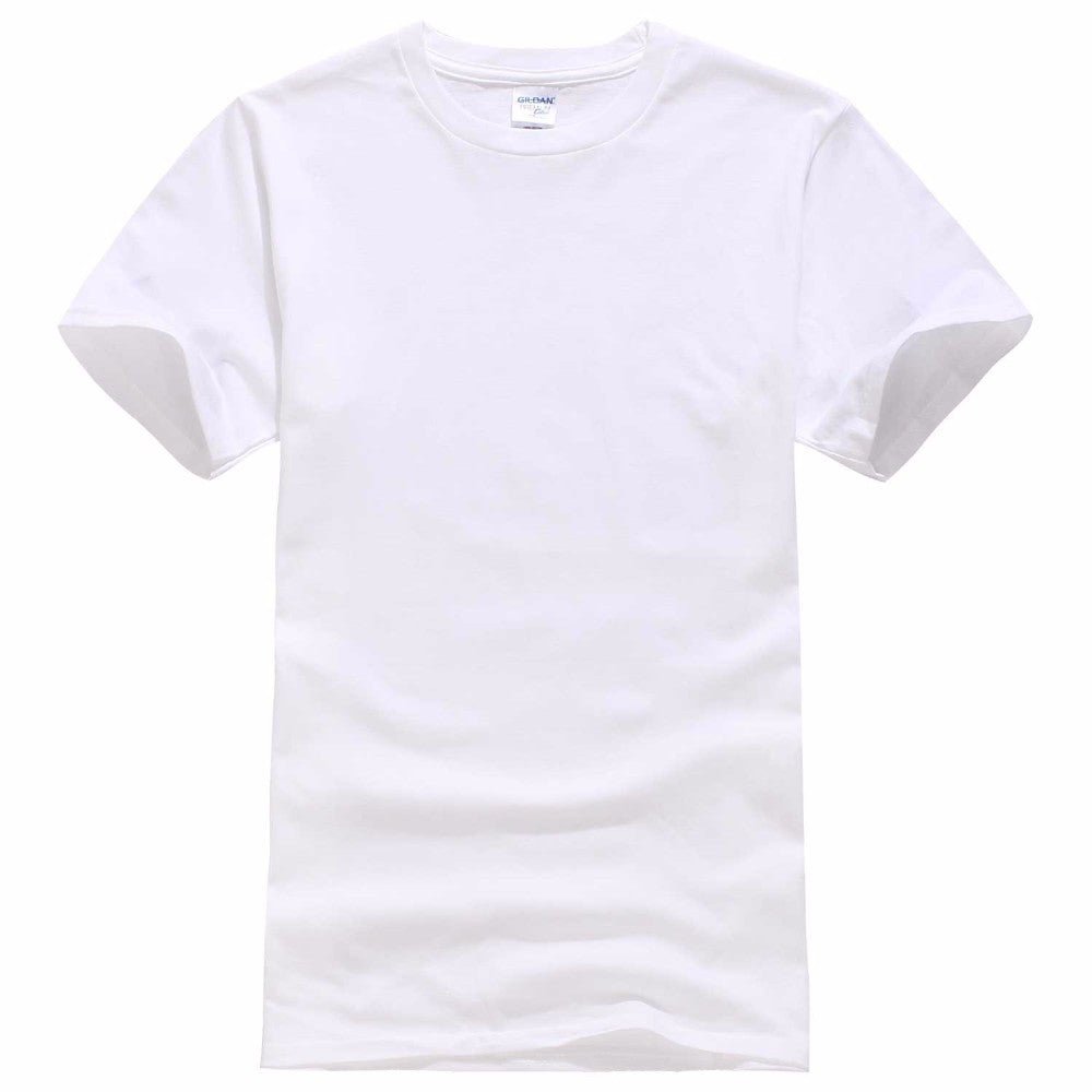 New Solid color T-Shirt for Men