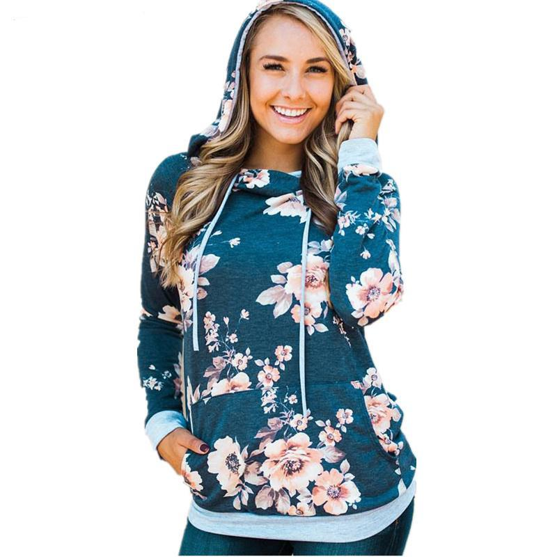 Long Sleeve Casual Hoddies