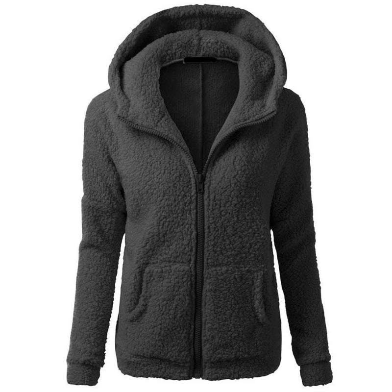 Warm Thicken Fleece Hoddies