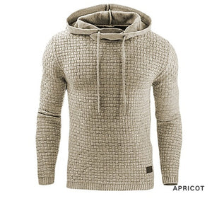 Long Sleeve Solid Color Hooded