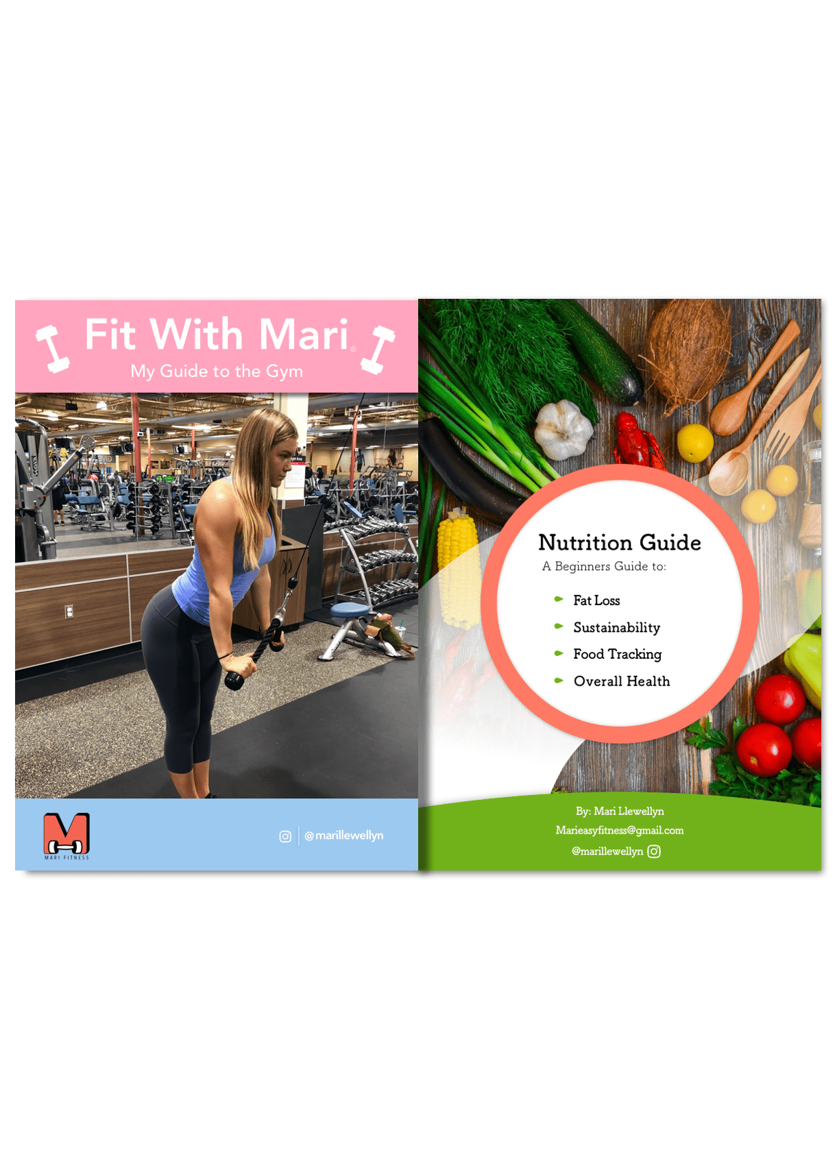 Gym Guide 1 & Beginner's Nutrition Guide