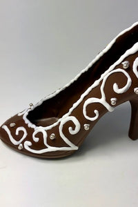 Chocolate Swirl  High Heel