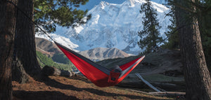 Beginner's Guide to Hammock Camping