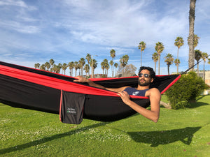 Black/Watermelon Hammock