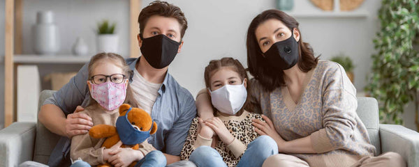 Masks For Entire Family
