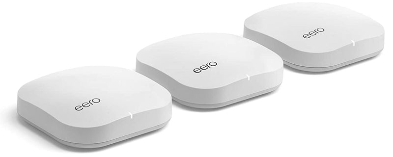 eero Pro WiFi System 3 routers