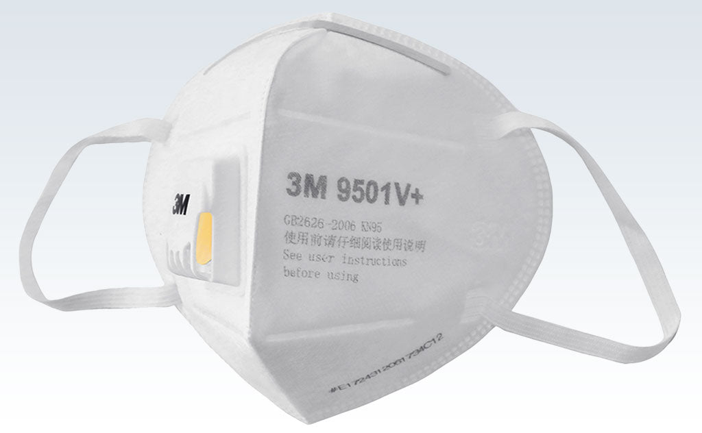 KN95 Mask With Respirator Valve