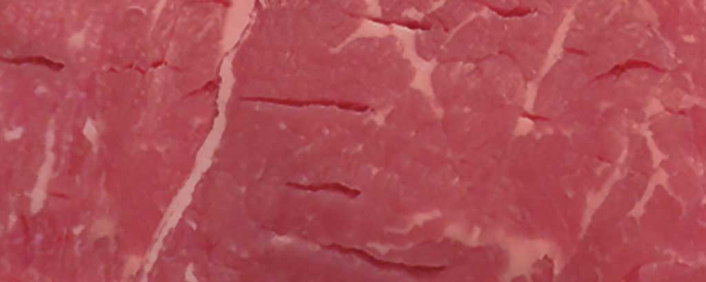 Meat fissures