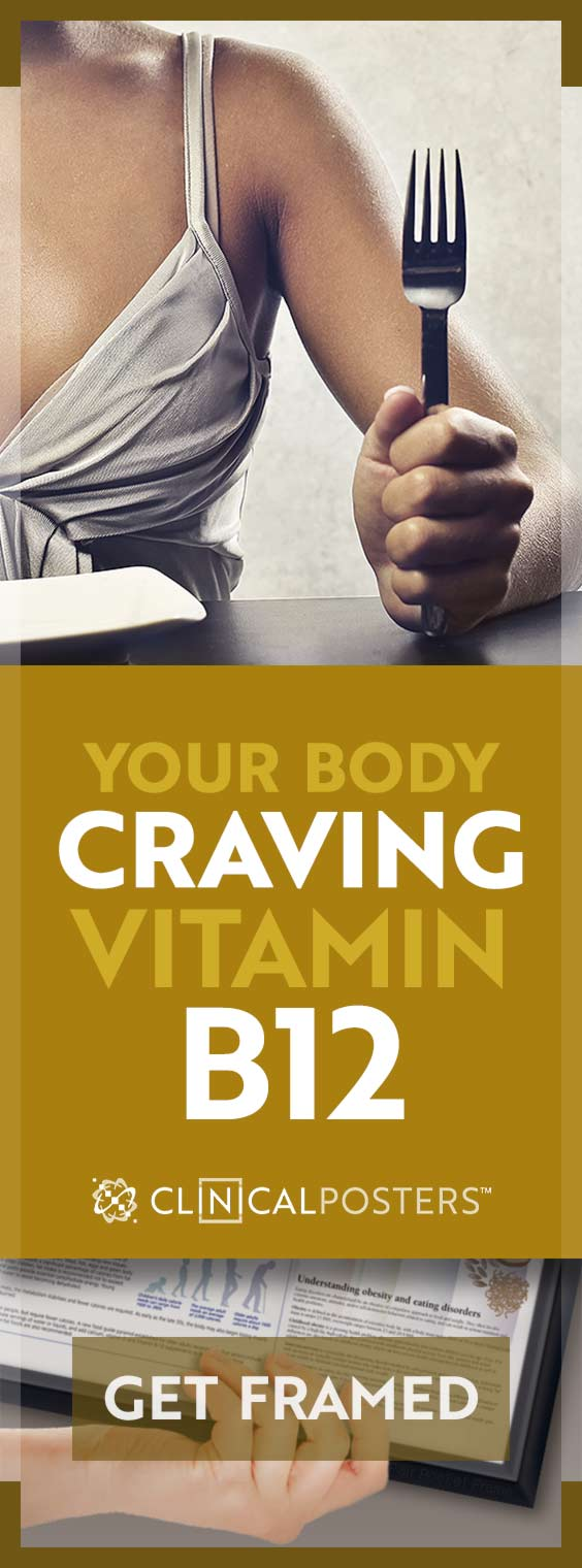 Is Your Body Craving B12? – ClinicalPosters