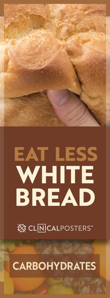 Eat Less White Bread