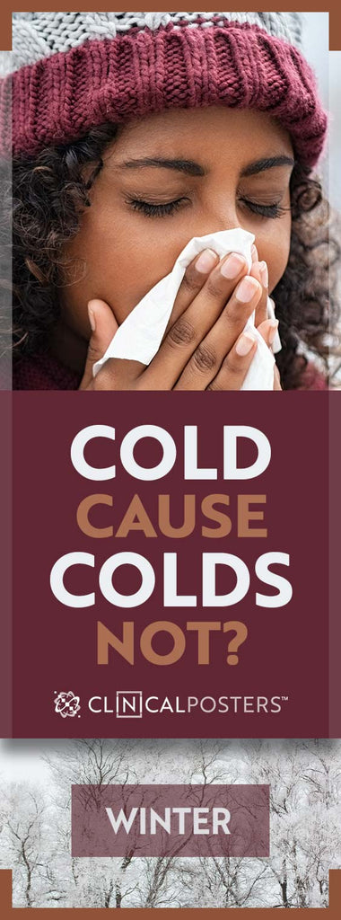 Does Cold Weather Cause Common Colds?