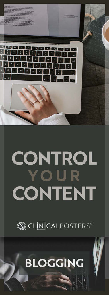 Control Your Own Content