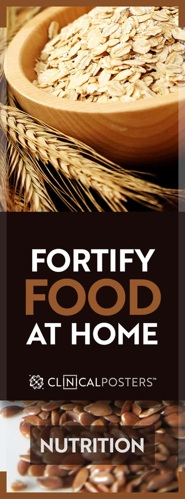 Fortify Your Own Foods