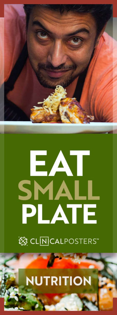 Eat small plate