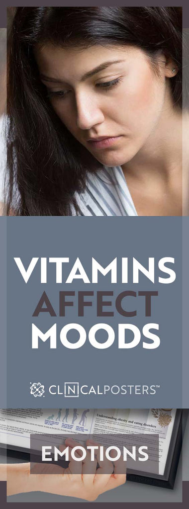 Vitamin Deficiencies Affect Your Mood