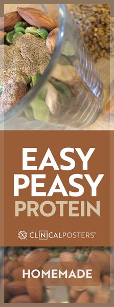 Easy Peasy Protein Powder Recipe