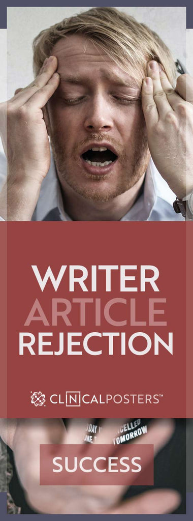 Writer Article Rejection
