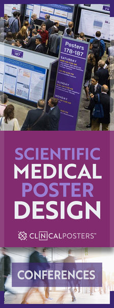 ClinicalPosters Designs Scientific Posters
