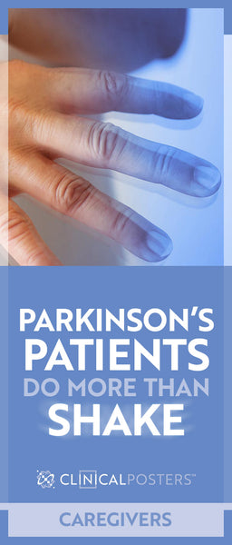 Parkinson's Disease Patients Do More Than Shake