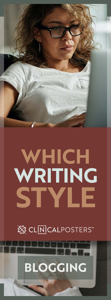 What's Your Writing Style?