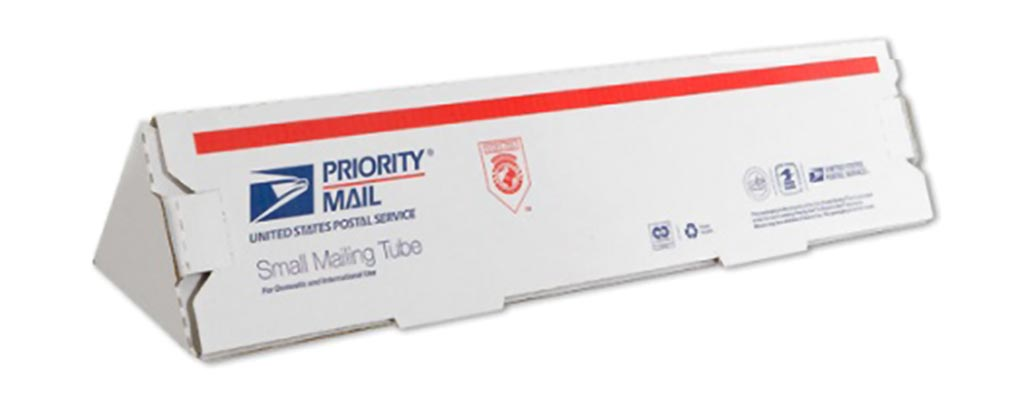 Priority Mail Tube