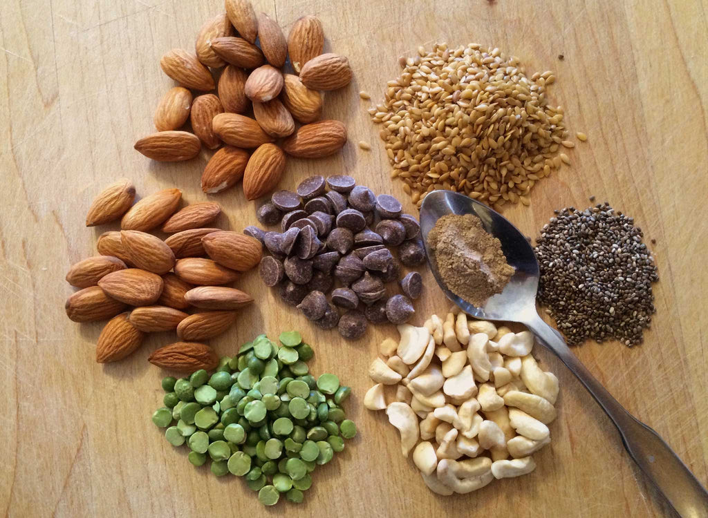 Easy Peasy Protein Ingredients