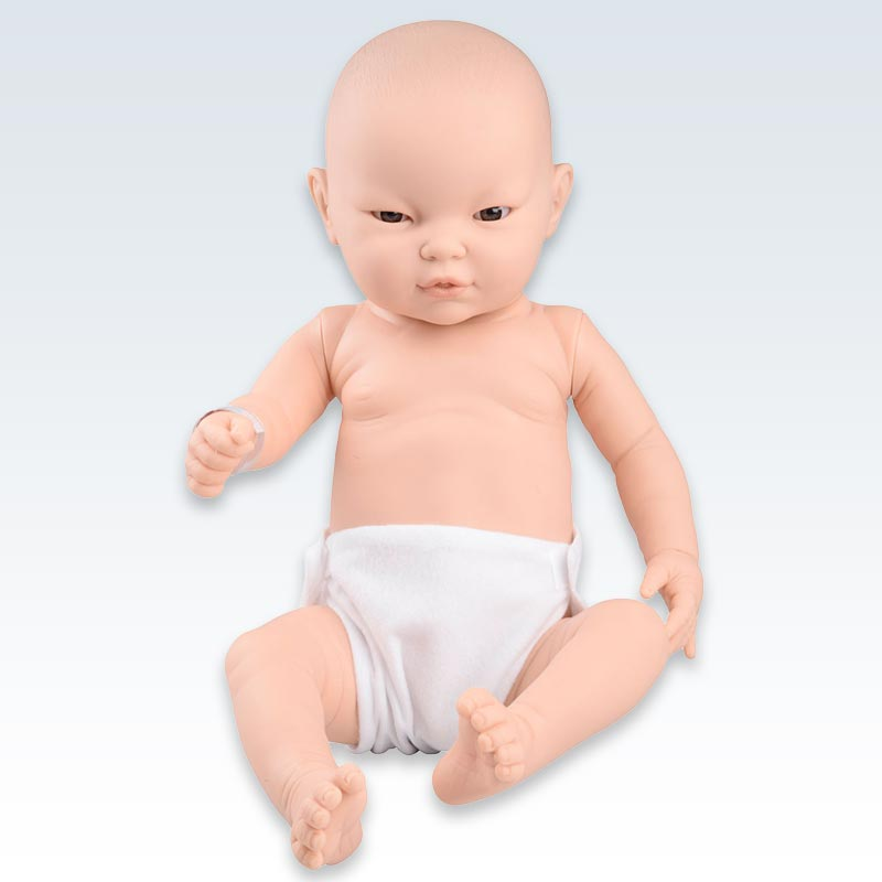 Baby Doll Asian Male