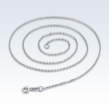 Sterling Silver Basic Thin Chain