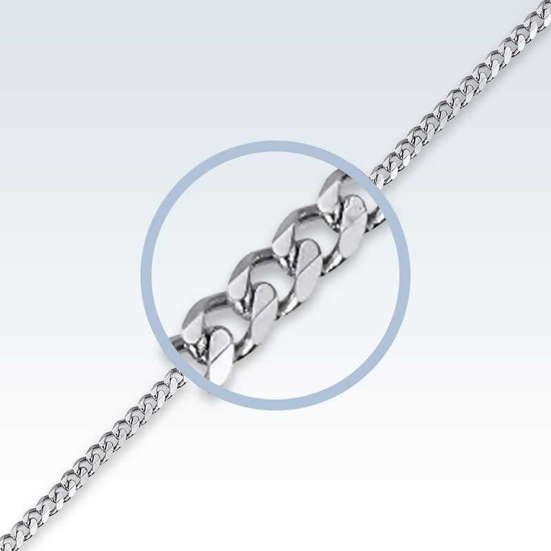 Stainless Steel Boxed Chain For Charm