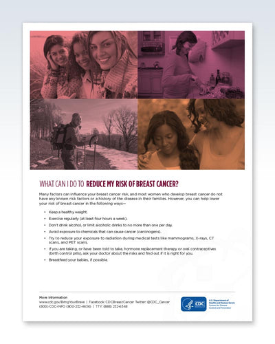 Young Breast Cancer Sheet 2