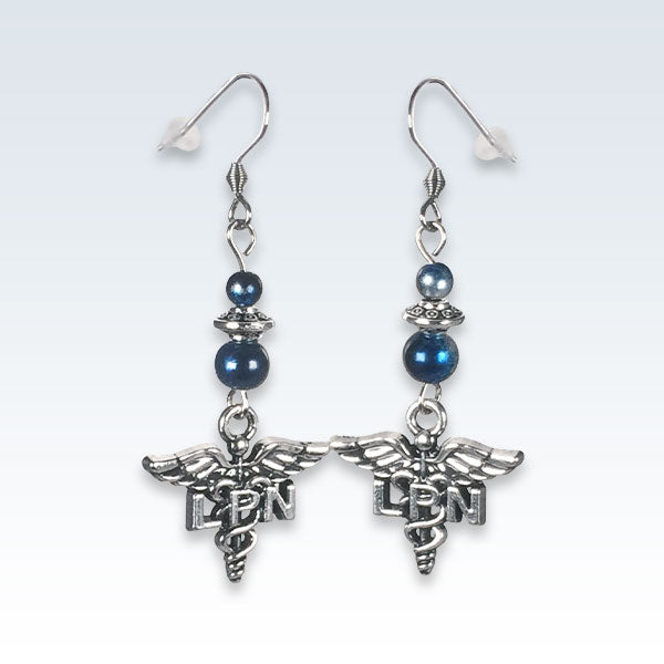 Licensed Practical Nurse Earrings