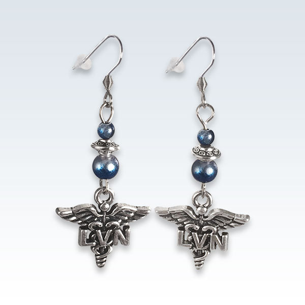 Licensed Vocational Nurse Earrings