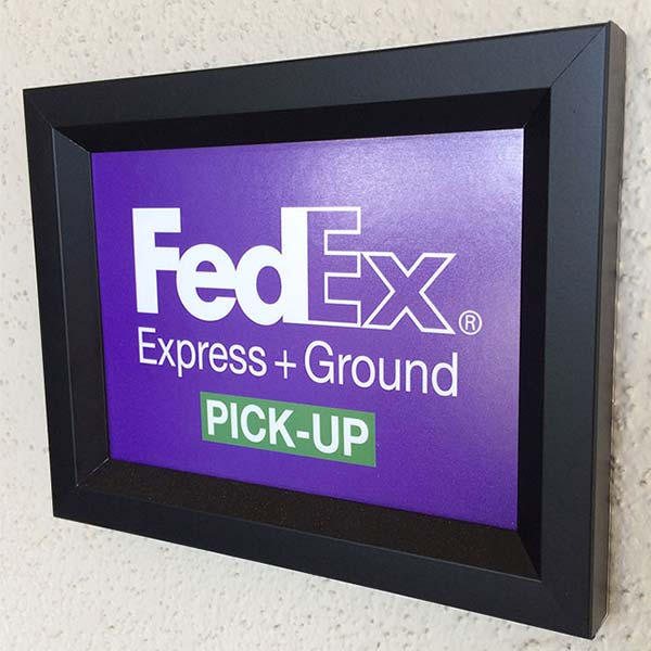 DeuPair Pocket Frame FedEx 5x7