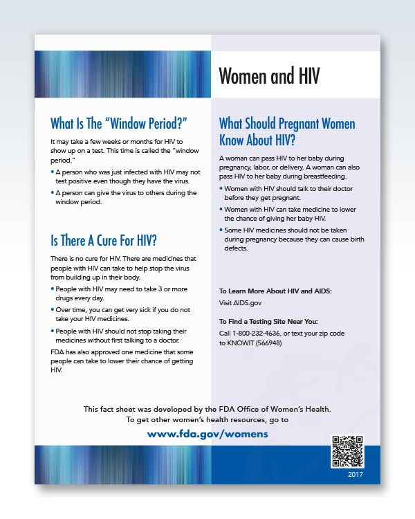 Women and HIV Page 2