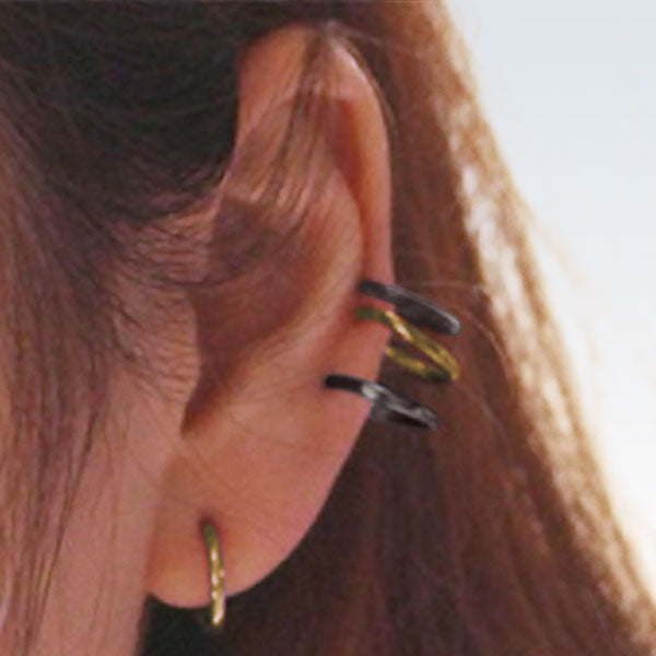 Hoop Clip-On Ear