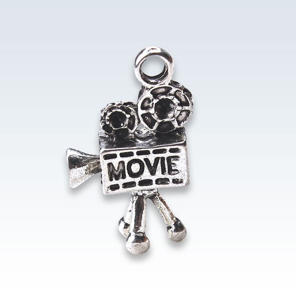 Movie Antique Metal Pendant