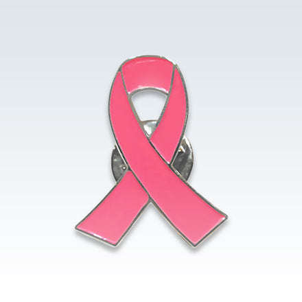 Awareness Ribbon Pink Lapel Pin
