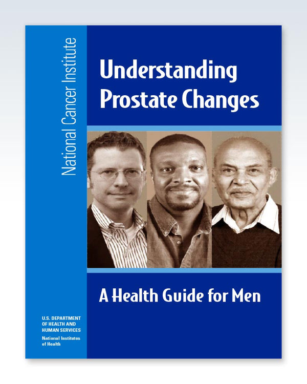 Prostate Health Guide Cover