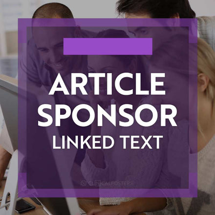 Article Sponsor Linked Text