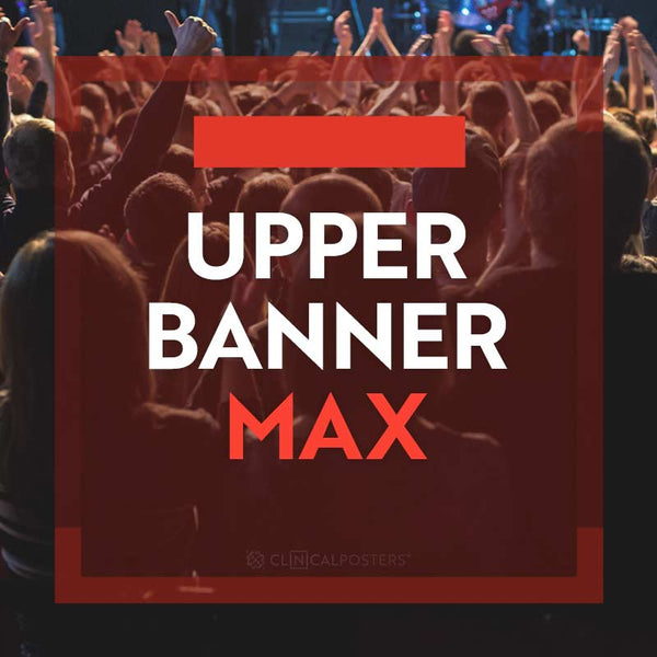 Max Upper Banner Ad Placement
